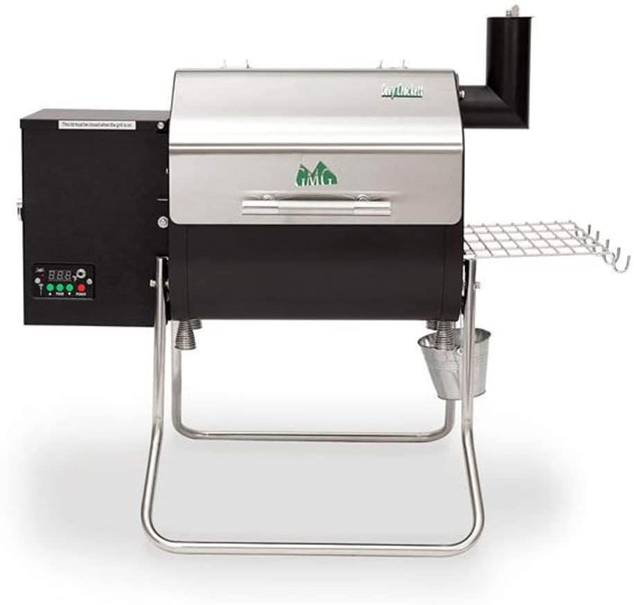 Green Mountain Davy Wood Pellet Grill