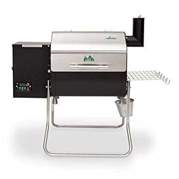 Green Mountain Crockett Controlled Portable Pellet Grill