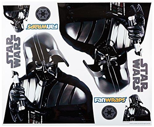 FanWraps Star Wars Darth Vader Vehicle Graphics Kit, Large