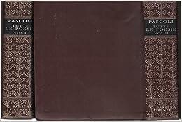 Poesie (2 volumi)