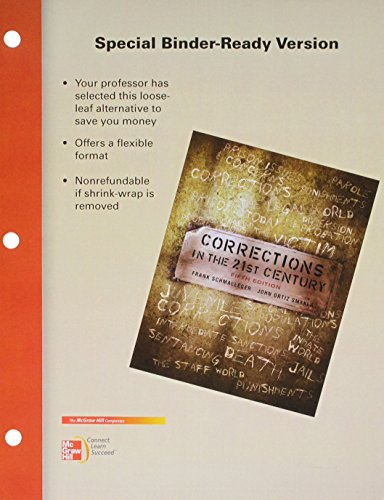 Corrections in the 21st Century Looseleaf Version