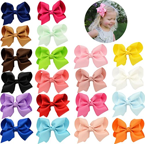 Toddler Alligator Grosgrain Barrettes Accessories product image