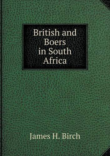 Download British and Boers in South Africa ebook