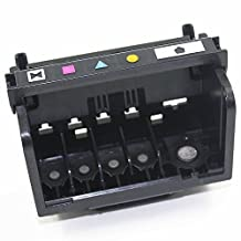 Colour-Store New arrival Refurbished 5-Slot Printhead Replacement for CB326-30002 CN642A for HP564XL HP 564 Ink Cartridges Office Printhead Printer Parts(Black)