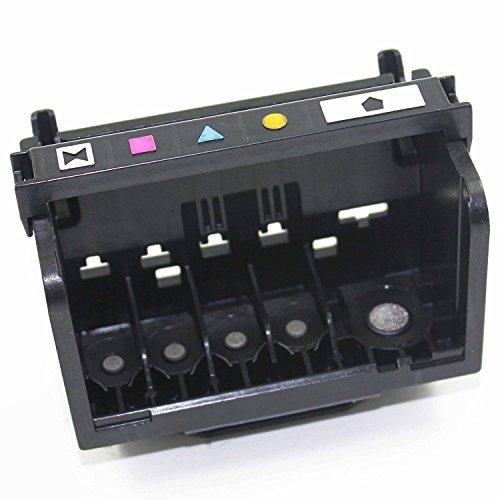 Colour-Store New arrival Refurbished 5-Slot Printhead Replacement for CB326-30002 CN642A for HP564XL HP 564 Ink Cartridges Office Printhead Printer Parts(Black) by Colour-Store