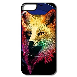 Designed Shells Fashion SPACEFOX For IPhone 5/5s by lolosakes