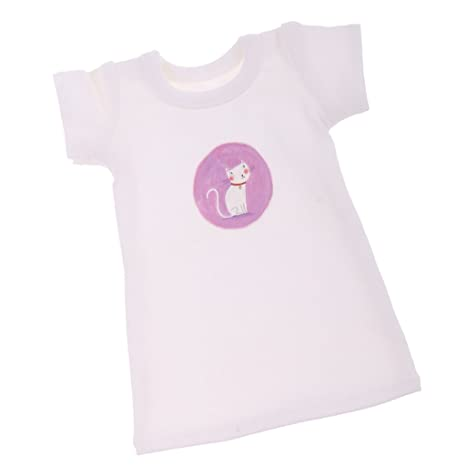 huge discount e014e 89e05 MagiDeal T-Shirt Lunga Manica Corta Abbigliamenti Casuale ...