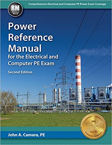 Power Reference Manual for the Electrical and Computer PE Exam ...