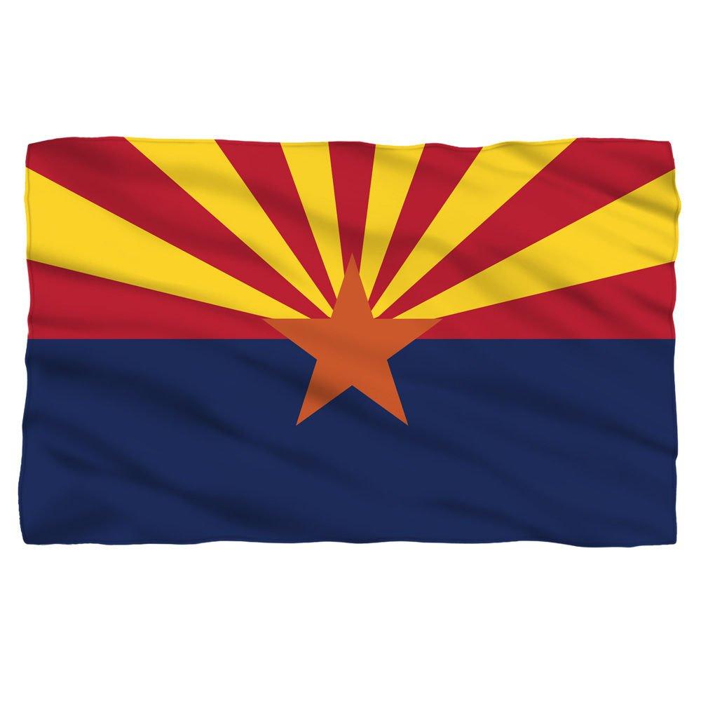 Arizona State Flag – -フリーススローブランケット B01AZPH9M6