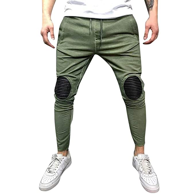 AgrinTol Mens Sports Pants, Mens Spring Winter Joggers ...