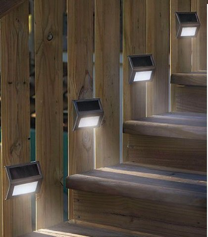 HOSL-10-Pack-Upgrated-Solar-Dock-Light-Upgrated-Solar-Powered-Stainless-Steel-Staircase-LED-Solar-Step-Lights