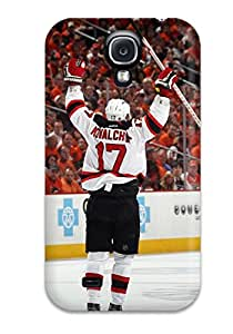 7695895K397806737 new jersey devils (21) NHL Sports & Colleges fashionable Samsung Galaxy S4 cases
