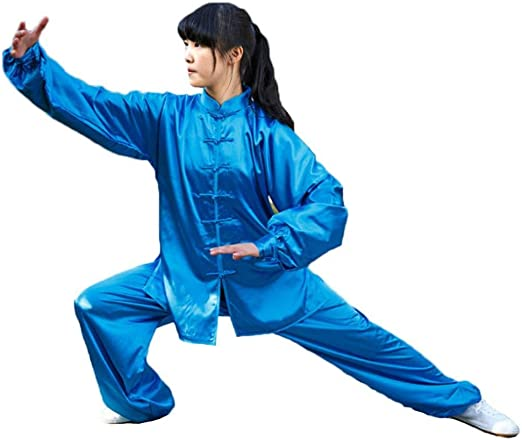 Taichi Uniforme Mujer,Ropa Tai Chi Ropa Uniforme Shaolin Artes ...
