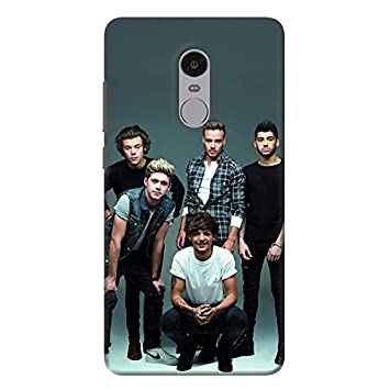 online retailer b2376 d17a4 Printman One Direction 1D Multicolor Back Cover For: Amazon.in ...
