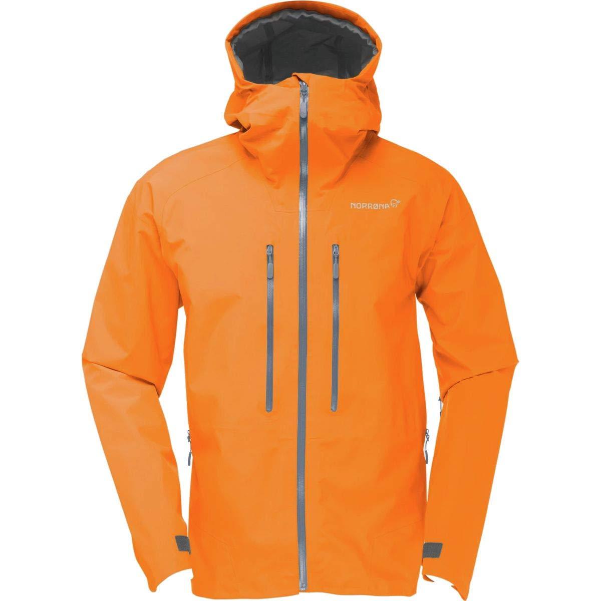 [ノローナ] メンズ ジャケット&ブルゾン Trollveggen Jacket Gore-Tex Light Pro Jacket Gore-Tex [並行輸入品] [並行輸入品] B07QRRN448 L, タトミチョウ:9e3e9cb5 --- gallery-rugdoll.com