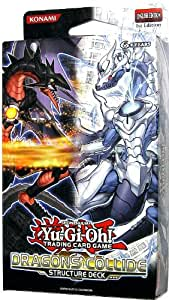 YuGiOh Dragons Collide 1st EDITION Structure Deck [Toy]