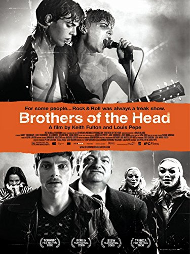 VHS : Brothers of the Head
