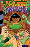 img - for Oxford Reading Tree Treetops Graphic Novels: Level 15: Riches of the Amazon book / textbook / text book