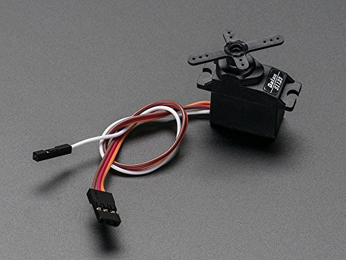 Adafruit Analog Feedback Micro Servo - Plastic Gear [ADA1449]