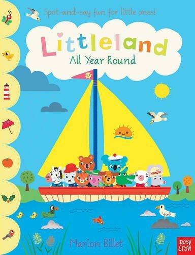 Littleland: All Year Round by Marion Billet (2016-01-14)