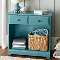 Better Homes and Gardens Savannah Console Table, Teal