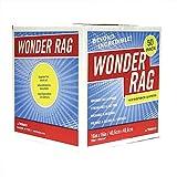 Trimaco Wonder Rag, 16-inch X 16-inch, 50 per Box