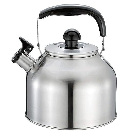Met Love Acero Caldera Agua Sonido Silbato Gas Cocina de ...