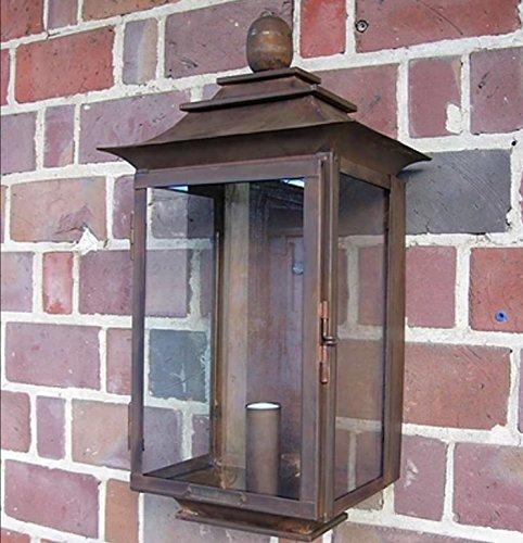 St. James Sapporo Large Copper Lantern (Charleston Large Hanging Lantern)
