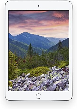 Apple MGNV2LL/A iPad mini 3, 7.9-Inch Retina Display 16GB, Wi-Fi, Silver (Renewed)