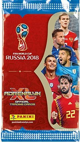 Adrenalyn 50 Sobres 2018 FIFA World Cup Russia XL™ Official Trading Cards: Amazon.es: Juguetes y juegos