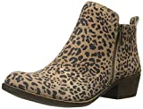 Lucky Women's Basel Boot, Bronx Leopard, 7 M US