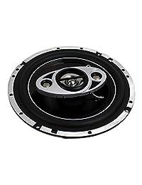 """4 nuevos BOSS Audio P65.4C 6.5 """"4-Way 400W Car Audio Coaxial altavoces estéreo P654C"""