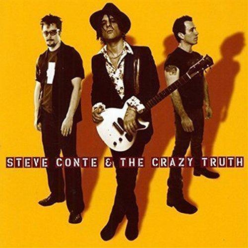 Steve Conte & The Crazy Truth: Steve Conte & the Crazy Truth, Steve Conte & the Crazy Truth: Amazon.fr: CD et Vinyles}