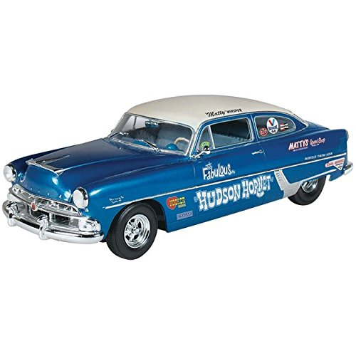 Hornet Kit (Moebius 1219 1954 Hudson Hornet Junior Stock Model Car Kit)