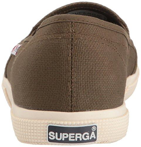 Superga Femmes 2210 Cotw Mode Sneaker Militaire