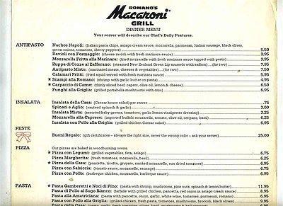 romanos-macaroni-grill-dinner-menu-1990s