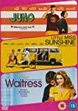 Comedy Triple (juno/little Miss Sunshine/the Waitr [Import anglais]