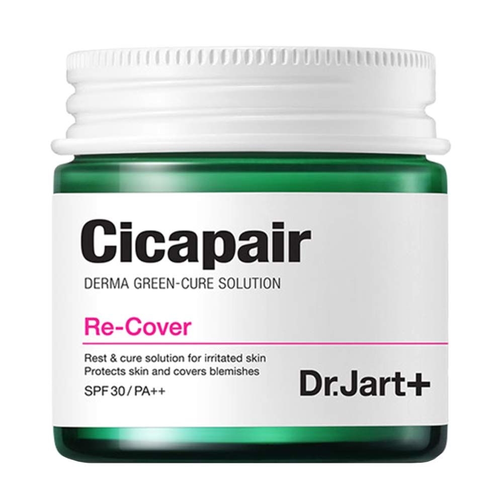 Dr. Jart Cicapair Derma Green Cure Solution Recover Cream 55milliliter / 1.8fl.oz.