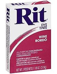 Phoenix Brands 83100 Rit Powder Dye Wine 1.125 Ounces