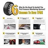 MKChung Car USB Tire Pressure Monitoring