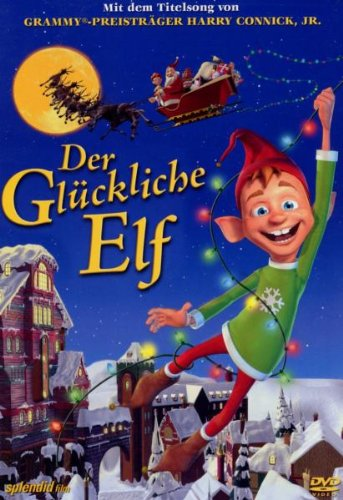 Der glückliche Elf: Amazon.de: Harry Connick jr., Rob Paulsen, Carol ...
