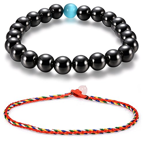 Bracelets Magnetic Hematite Adjustable Additional