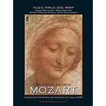 Mozart - Concerto for Flute & Harp in C Major, KV299: Harp 3-CD Play-Along