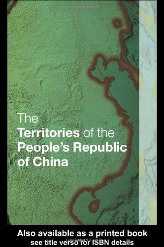 The Territories of the People's Republic of China (China Of Republic Peoples)