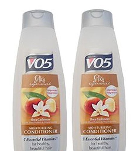 Alberto VO5 Silky Experiences Shea Cashmere 12.5 oz Shampoo & Conditioner set - Alberto Conditioner