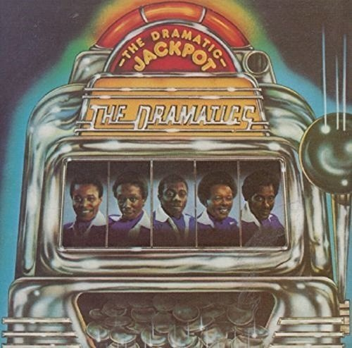 CD : The Dramatics - Dramatic Jackpot (disco Fever) (Reissue, Japan - Import)