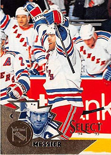 Mark Messier hockey card (New York Rangers Stanley Cup Hero) 1994 ... 42e602c5d