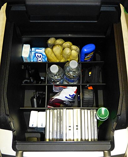 Vehicle Ocd Center Console Organizer For Ford F150 2015 2019 Full Console W Bucket Seats Only Made In Usa