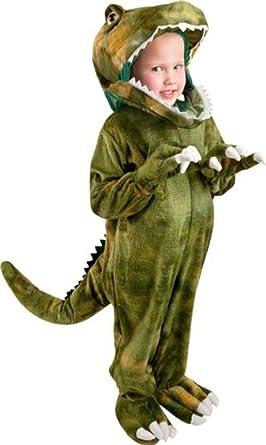 Childu0027s T-Rex Dinosaur Costume (Size ...  sc 1 st  Amazon.com & Amazon.com: Childu0027s T-Rex Dinosaur Costume (Size: 4-6): Clothing