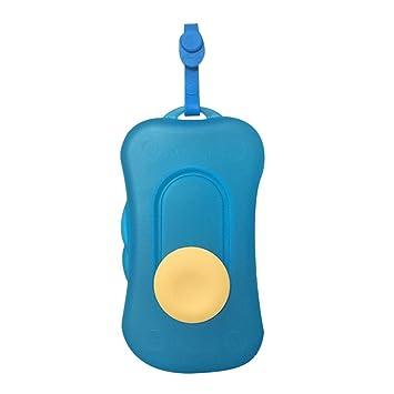 Hunpta - Viaja con Bebés, Caja de toallitas húmedas Estuche de limpieza Dispensador para cambio de pañal Recipiente contenedor.: Amazon.es: Hogar